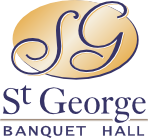 St George Banquet Hall Logo